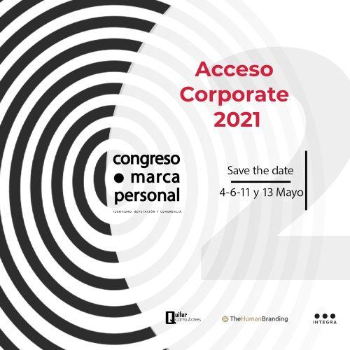 Acceso corporate 2021
